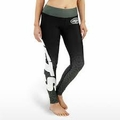 New York Jets (Gradient Print) NFL Leggings