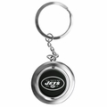 New York Jets NFL Spinner Keychain