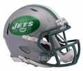 New York Jets Riddell Blaze Alternate Speed Mini Helmet