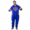New York Knicks Adult One-Piece NBA Klew Suit