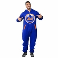New York Mets Adult One-Piece MLB Klew Suit