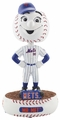New York  Mets Mascot 2018 MLB Baller Series Bobblehead by Forever Collectibles