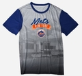 New York Mets Outfield Photo Tee by Forever Collectibles