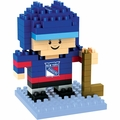 New York Rangers NHL 3D Player BRXLZ Puzzle By Forever Collectibles