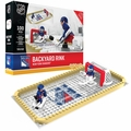 New York Rangers NHL OYO Backyard Rink