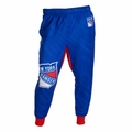 New York Rangers NHL Polyester Mens Jogger Pant by Klew