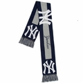 New York Yankees MLB Big Logo Scarf By Forever Collectibles
