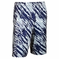 New York Yankees MLB Repeat Print Polyester Shorts By Forever Collectibles