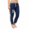 New York Yankees MLB Poly Fleece Women's Jogger Pant by Forever Collectibles