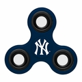 New York Yankees MLB Team Three Way Spinner