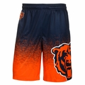 NFL Gradient Polyester Shorts By Forever Collectibles