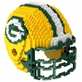 NFL 3D Helmet BRXLZ Puzzle By Forever Collectibles
