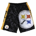 NFL Big Logo Polyester Shorts by Klew