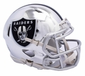 NFL Chrome Speed Mini Helmets