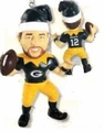 NFL Resin Player Elf Ornament