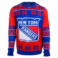 NHL Big Logo Crew Neck Ugly Sweaters by Klew