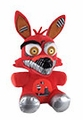 "Nightmare Foxy Five Nights at Freddy's Funko 6"" Plush Wave 2"