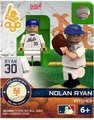 Nolan Ryan (New York Mets) MLB OYO Sportstoys Minifigures Cooperstown