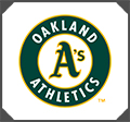 Oakland A's Mascot 2018 MLB Baller Series Bobblehead by Forever Collectibles