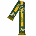 Oakland Athletics MLB Big Logo Scarf By Forever Collectibles
