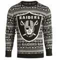 Oakland Raiders NFL 2016 Aztec Ugly Crew Neck Sweaters by Forever Collectibles