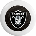 Oakland Raiders NFL High End Flying Discs By Forever Collectibles