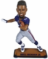 "Odell Beckham Jr. (New York Giants) 2015 NFL Real Jersey 10"" Bobble Heads Forever Collectibles"