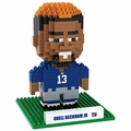 Odell Beckham Jr. (New York Giants) NFL 3D Player BRXLZ Puzzle By Forever Collectibles