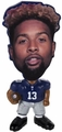 "Odell Beckham Jr. (New York Giants) NFL 5"" Flathlete Figurine"