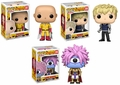 One-Punch Man Complete Set (3) Funko Pop!