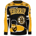 Patrice Bergeron #37 (Boston Bruins) NHL Player Ugly Sweater