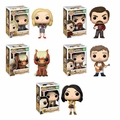 Parks and Recreation Complete Set (5) Funko Pop!