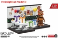 Party Room w/ Toy Freddy (Five Nights At Freddy's) Small Set McFarlane Construction Set Series 2