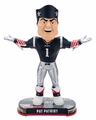 Pat Patriot (New England Patriots) Mascot 2017 NFL Headline Bobble Head by Forever Collectibles