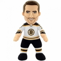 "Patrice Bergeron (Boston Bruins) 10"" NHL Player Plush Bleacher Creatures"