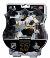 "Patrice Bergeron (Boston Bruins) (White Jersey) 2011 Champ Exclusive 2017-18 NHL 6"" Figure Imports Dragon ONLY 950"
