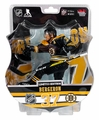 "Patrice Bergeron (Boston Bruins) 2017-18 NHL 6"" Figure Imports Dragon"