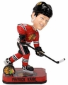Patrick Kane (Chicago Blackhawks) Forever Collectibles 2014 NHL Springy Logo Base Bobblehead