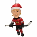 Patrick Kane (Chicago Blackhawks) Forever Collectibles NHL Player Elf Ornament