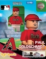 Paul Goldschmidt (Arizona Diamondbacks) MLB OYO Sportstoys Minifigures G4LE