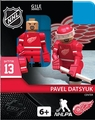 Pavel Datsyuk (Detroit Red Wings) NHL OYO Minifigure
