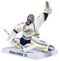 "Pekka Rinne (Nashville Predators) 2015-16 NHL 6"" Figure Imports Dragon Wave 3"