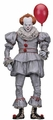 "Pennywise (IT-2017 Movie)  7"" Scale Action Figure by NECA"