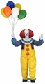 "Pennywise the Clown (IT-1990 Miniseries) 7"" Scale Action Figure by NECA"