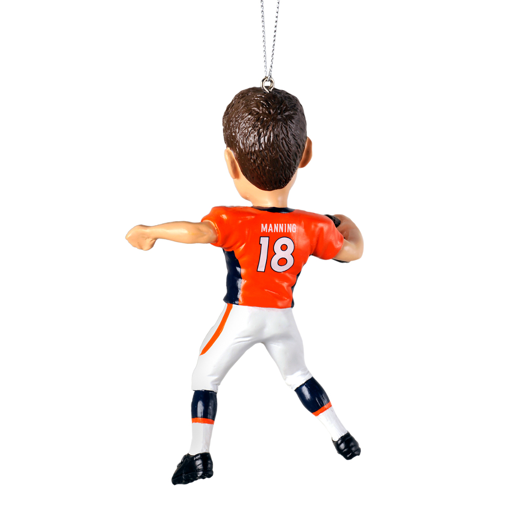 Football player ornament - Click To Enlarge
