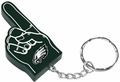 Philadelphia Eagles #1 Foam Finger Keychain