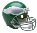 Philadelphia Eagles (1974-95) Riddell NFL Throwback Mini Helmet