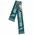 Philadelphia Eagles 2016 NFL Big Logo Scarf By Forever Collectibles