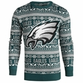 Philadelphia Eagles NFL Aztec Ugly Crew Neck Sweaters by Forever Collectibles