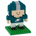 Philadelphia Eagles NFL 3D Player BRXLZ Puzzle By Forever Collectibles